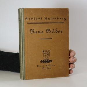 náhled knihy - Neue Bilder