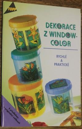 náhled knihy - Dekorace z windowcolor : rychlé a praktické