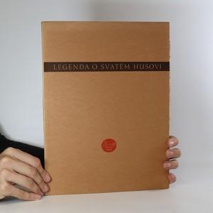 náhled knihy - Legenda o svatém Husovi