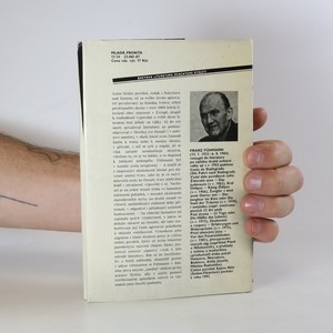 antikvární kniha Sajens Fikšn, 1987