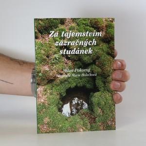 náhled knihy - Za tajemstvím zázračných studánek