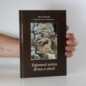 náhled knihy - Tajemná místa Brna a okolí