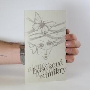 náhled knihy - Tonoucí mimikry
