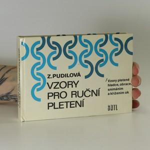 náhled knihy - Vzory pro ruční pletení. vzory pletené hladce, obrace, anímáním a křížením ok