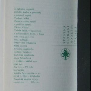 antikvární kniha Šťastná setkán, 1984