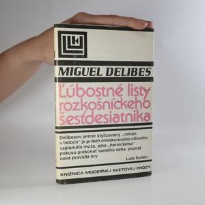 náhled knihy - Ľúbostné listy rozkošníckeho šesťdesiatnika