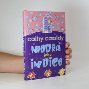 náhled knihy - Modrá jako indigo