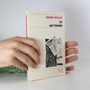 náhled knihy - Žiaľ pani Plamienky