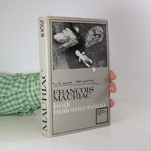 náhled knihy - Bozk malomocnému
