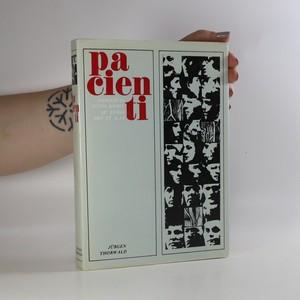 náhled knihy - Pacienti (slovensky)