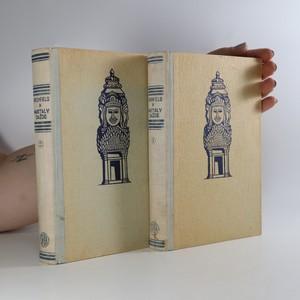 náhled knihy - Nastaly dažde 1. a 2. díl (2 svazky, viz foto)