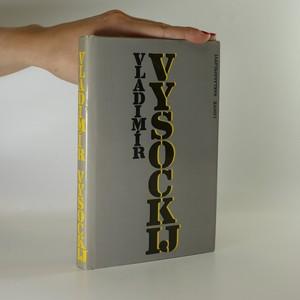 náhled knihy - Vladimír Vysockij