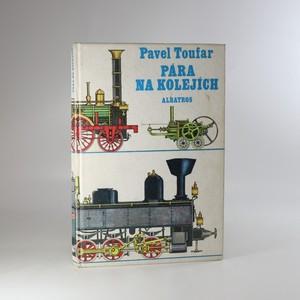 náhled knihy - Pára na kolejích