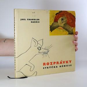 náhled knihy - Rozprávky strýčka Rémuse