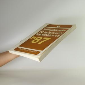 antikvární kniha Gottwaldovsko od minulosti k současnosti. Svazek 9, 1987
