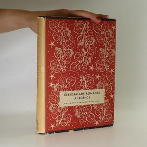 náhled knihy - České balady, romance a legendy