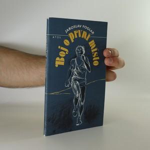 náhled knihy - Boj o první místo