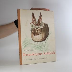 náhled knihy - Nespokojený králíček