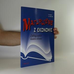náhled knihy - Maturujeme z ekonomie. Základy znalostí každého ekonoma