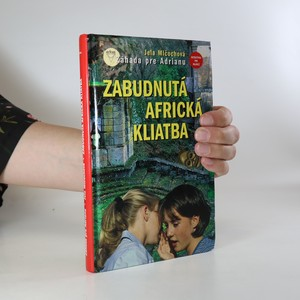 náhled knihy - Zabudnutá africká kliatba