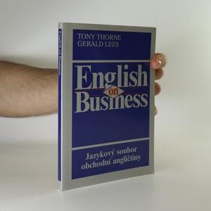 náhled knihy - English on Business. Jazykový soubor obchodní angličtiny pro samouky