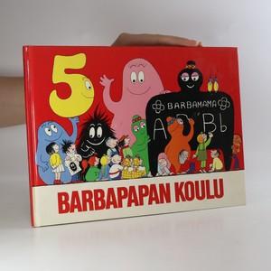 náhled knihy - Barbapapan koulu