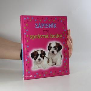 náhled knihy - Zápisník pro správné holky