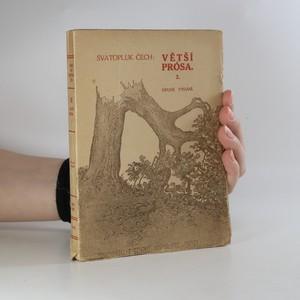 náhled knihy - Větší prósa 2