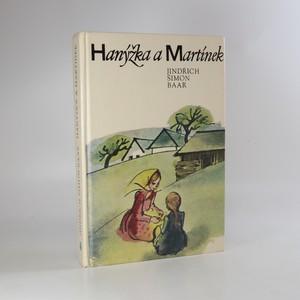 náhled knihy - Hanýžka a Martínek