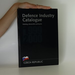 náhled knihy - Defence Industry Catalogue. Katalog obranného průmyslu 1999-2000.