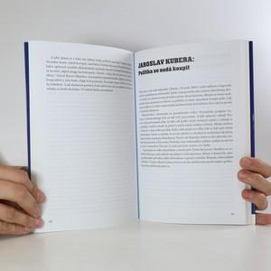 antikvární kniha Boje o dnešek, 2014