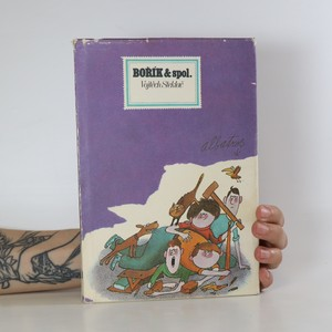 náhled knihy - Bořík & spol
