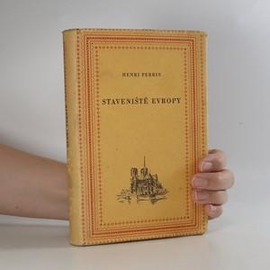 náhled knihy - Staveniště Evropy
