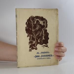 náhled knihy - Pan Johanes