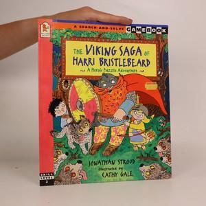 náhled knihy - The Viking saga of Harri Bristlebeard. A heroic puzzle adventure