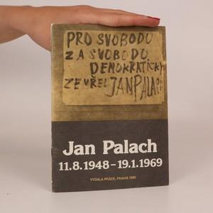 náhled knihy - Jan Palach 11.8.1948 - 19.1.1969