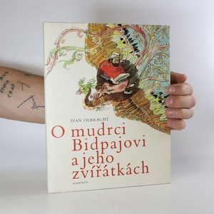 náhled knihy - O mudrci Bidpajovi a jeho zvířátkách