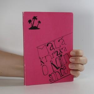 náhled knihy - Malá knížka o Robinsonce