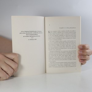 antikvární kniha Hodina tance a lásky, neuveden