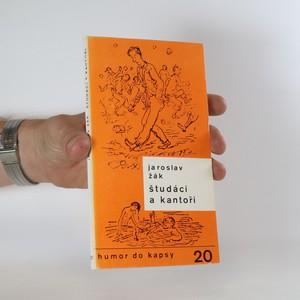 náhled knihy - Študáci a kantoři