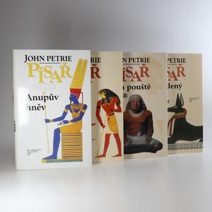 náhled knihy - Písař I.-IV. díl (4 svazky, viz foto)