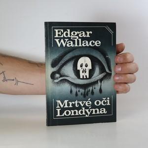náhled knihy - Mrtvé oči londýna