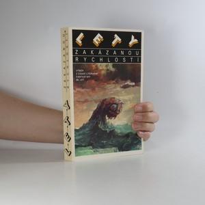 náhled knihy - Lety zakázanou rychlostí. Výběr z české literární fantastiky 80. let