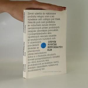 náhled knihy - Hippokratův slib. Vědeckofantastické povídky