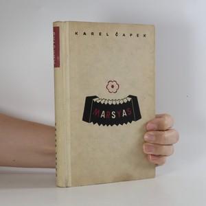 náhled knihy - Marsyas čili na okraj literatury (1919-1931)