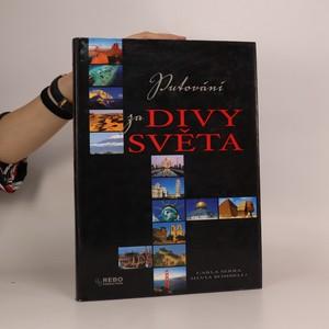 náhled knihy - Putování za divy světa