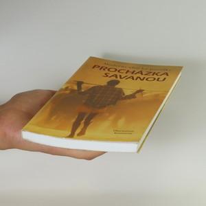 antikvární kniha Procházka savanou, 2003