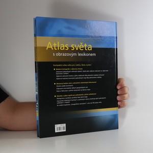 antikvární kniha Atlas světa s obrazovým lexikonem, neuveden
