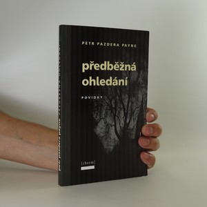 náhled knihy - Předběžná ohledání