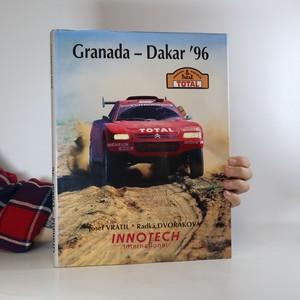 náhled knihy - Granada-Dakar '96